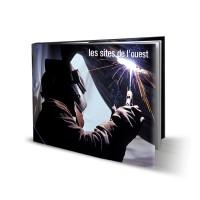 Livre photo rigide + jaquette 21x29,7 cm (A4) paysage