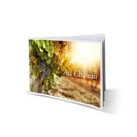 Livre souple 15x21 cm (A5) paysage